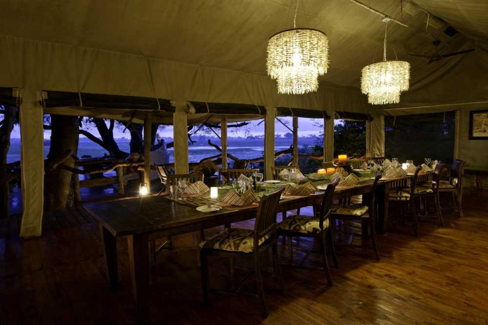 Tubu Tree Camp | Taga Safaris