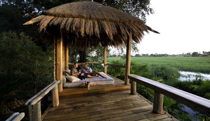 Unashamed Wild Okavango Luxury | African Safaris with Taga