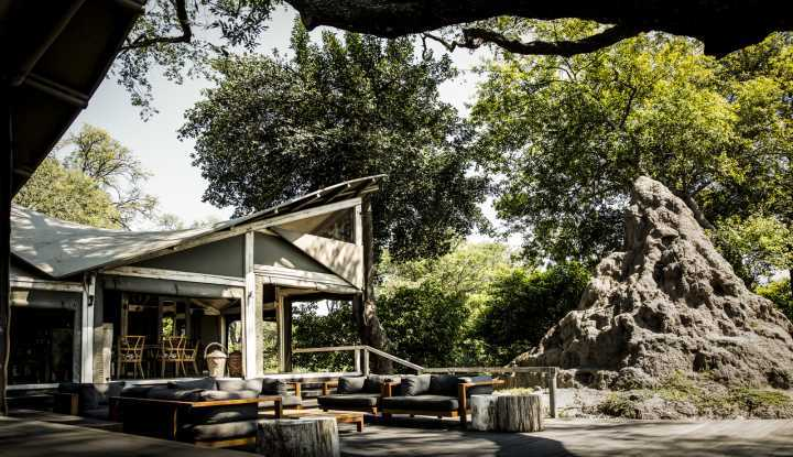 Unashamed Wild Okavango Luxury