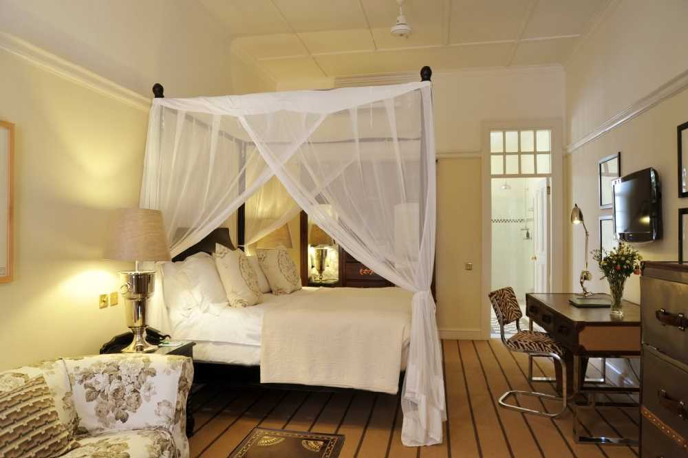 The Victoria Falls Hotel | African Safaris with Taga