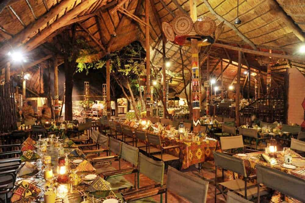 Victoria Falls Safari Lodge | African Safari with Taga