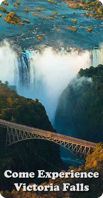 Victoria Falls Resorts and Tours
