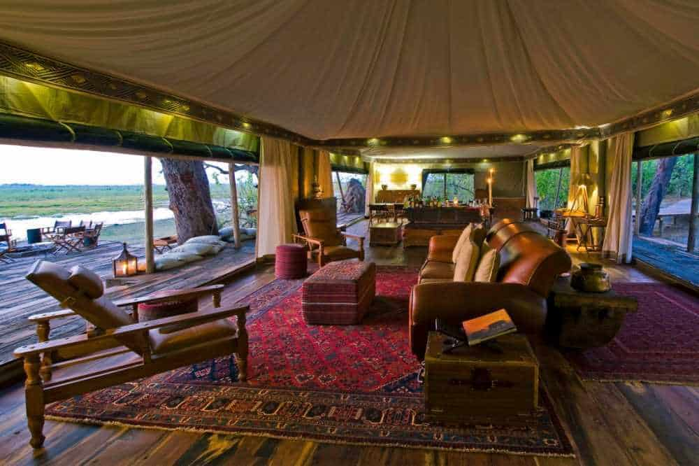 Zarafa Camp | Taga Safaris