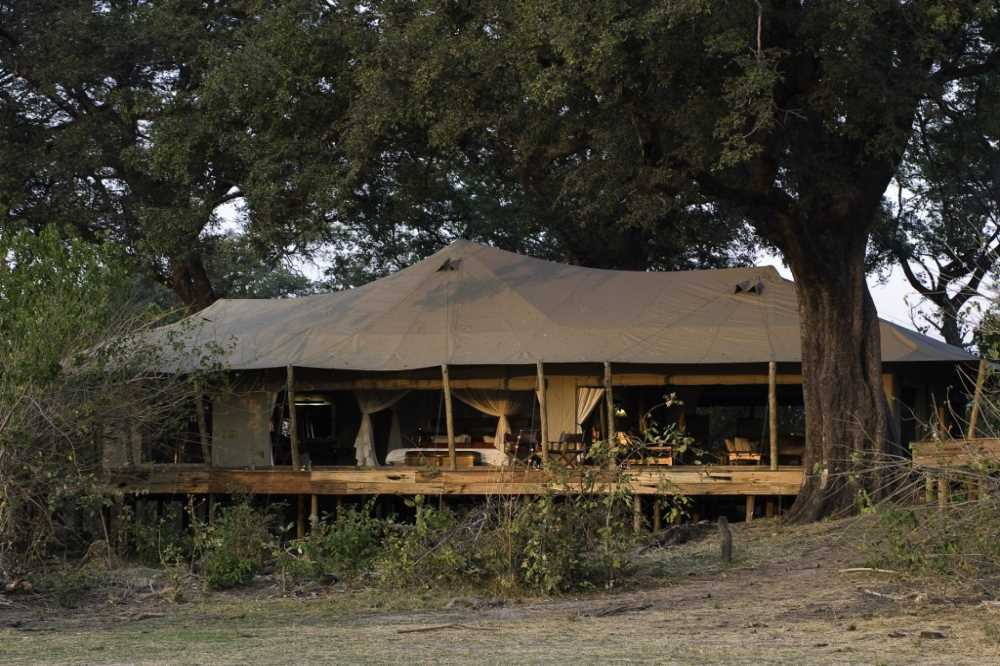 Zarafa Camp | African Safaris with Taga