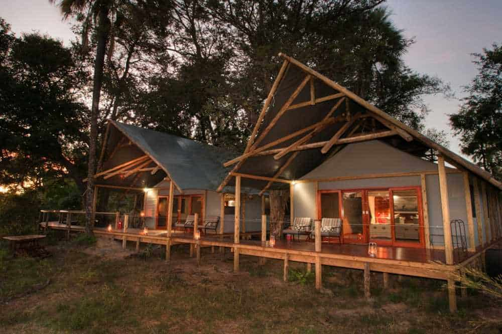 Chitabe Lediba Camp | African Safari with Taga
