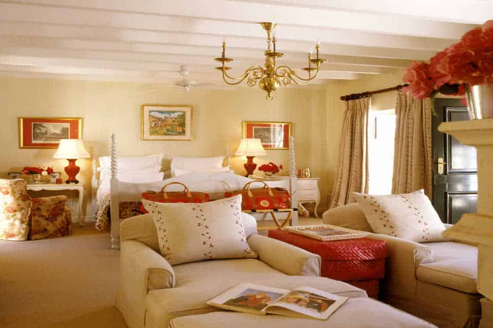 Kurland Luxury Country Hotel | African Safaris with Taga
