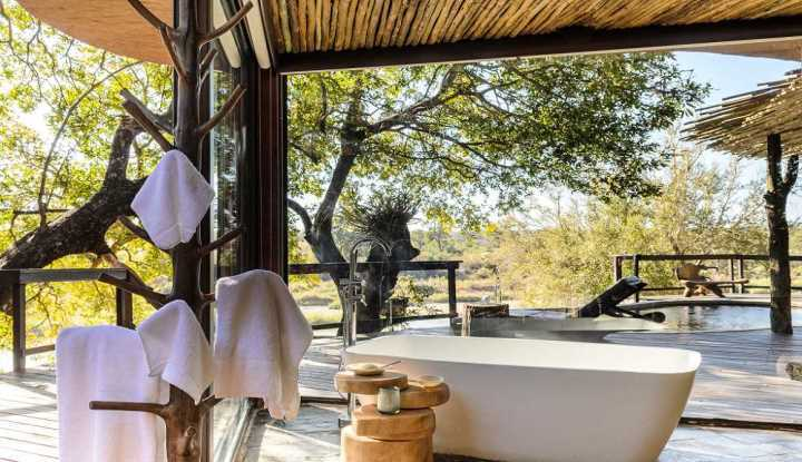 Singita Sabi Sands and Kruger Combo | African Safaris with Taga