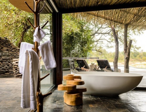 Singita Kruger Park and Fregate Island