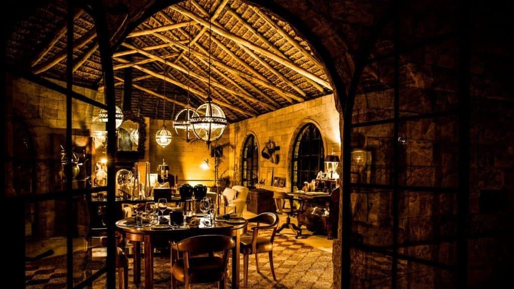 An arty escape | African Safari with Taga