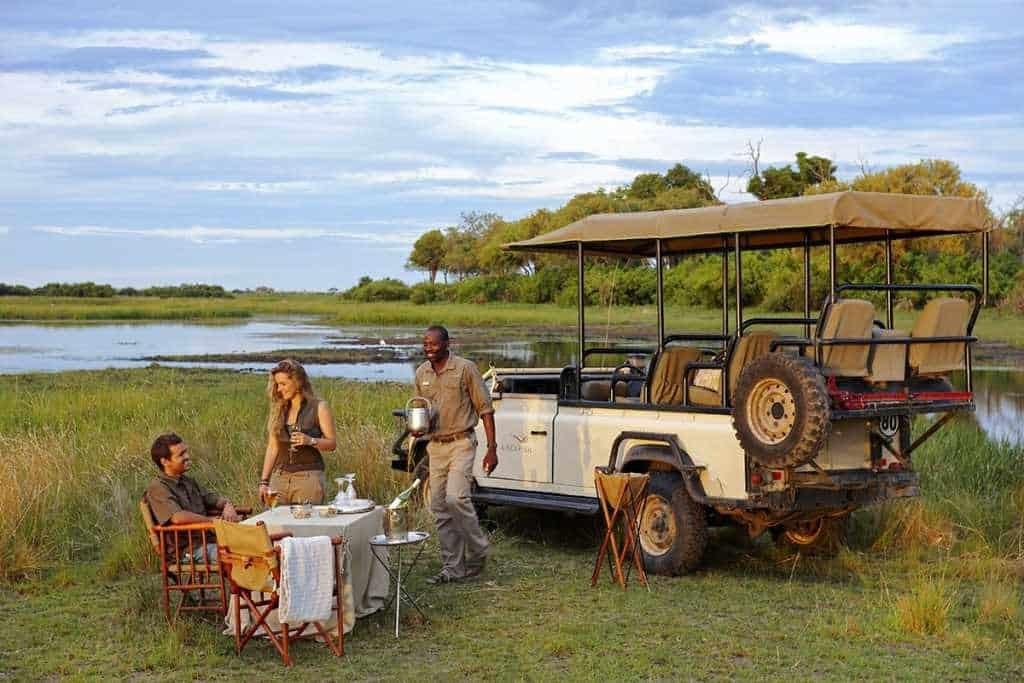Honeymoon Safaris | African Safaris with Taga