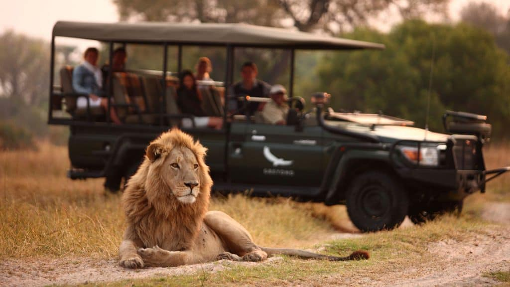 5 places to escape reality | African Safari with Taga