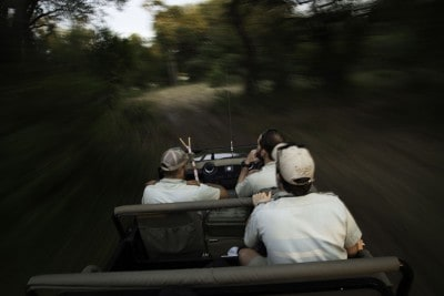 To be a ranger (part 2) | African Safaris with Taga