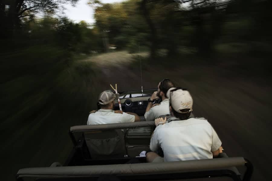 To be a ranger (part 2) | Taga Safaris