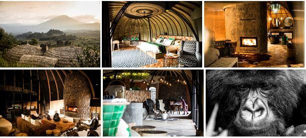 Bisate Wins Global Prix Versailles Interior Award | African Safaris with Taga