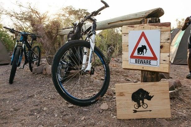 RMB Namibia Ride for Rhinos in Damaraland | Taga Safaris