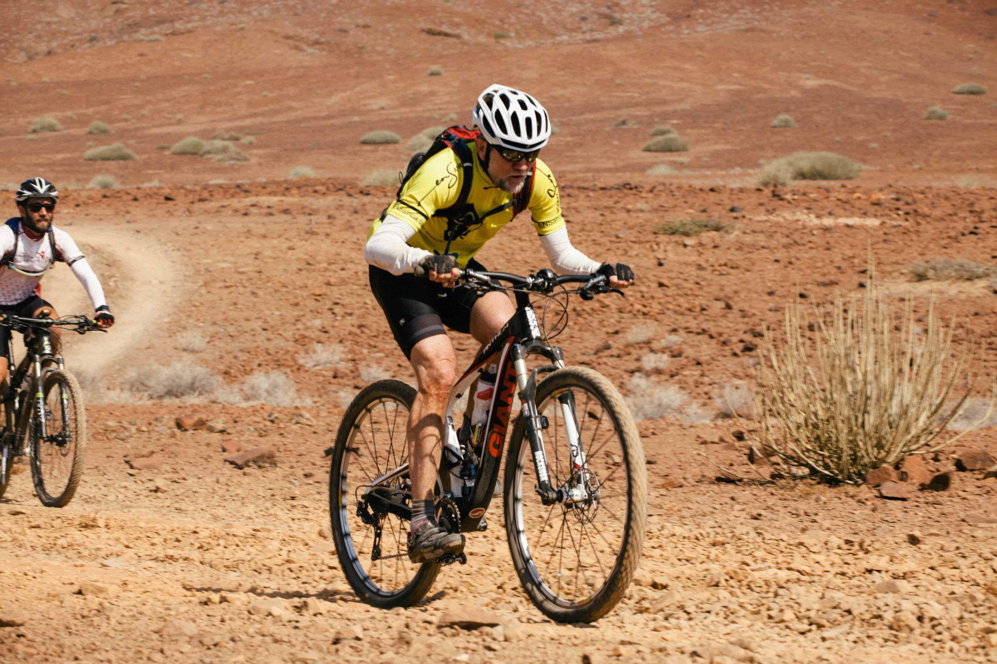 RMB Namibia Ride for Rhinos in Damaraland | African Safari with Taga