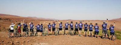 RMB Namibia Ride for Rhinos in Damaraland | African Safari with Taga
