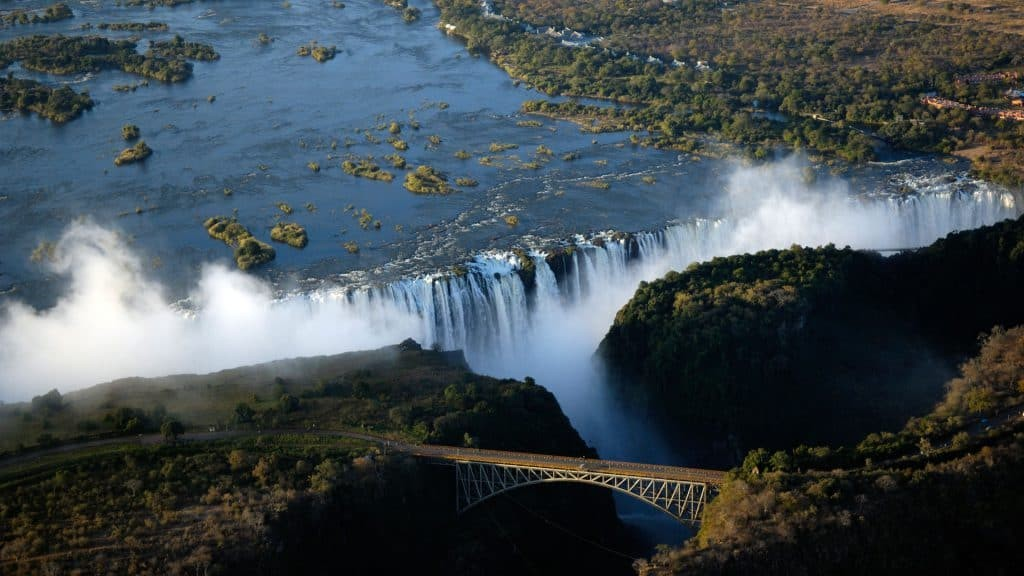 5 must see waterfalls | African Safaris with Taga
