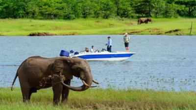 Matusadona National Park | African Safari with Taga