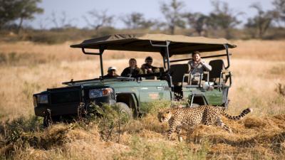 Selinda Reserve | African Safari with Taga