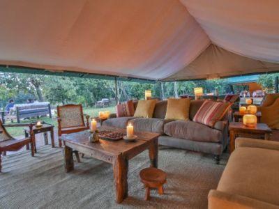 Camp Upgrades at Governors Il Moran Camp | African Safari with Taga