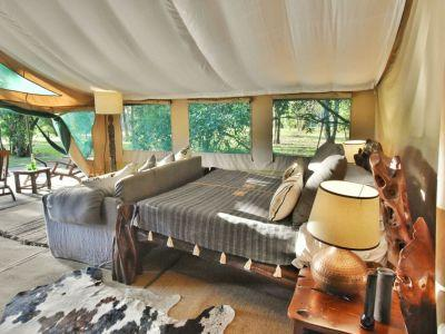 Camp Upgrades at Governors Il Moran Camp | African Safari with Taga