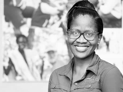 Meet Segametsi Monnamorwa Botswana Environmental Department Manager | Taga Safaris