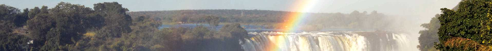 Lets go to Victoria Falls
