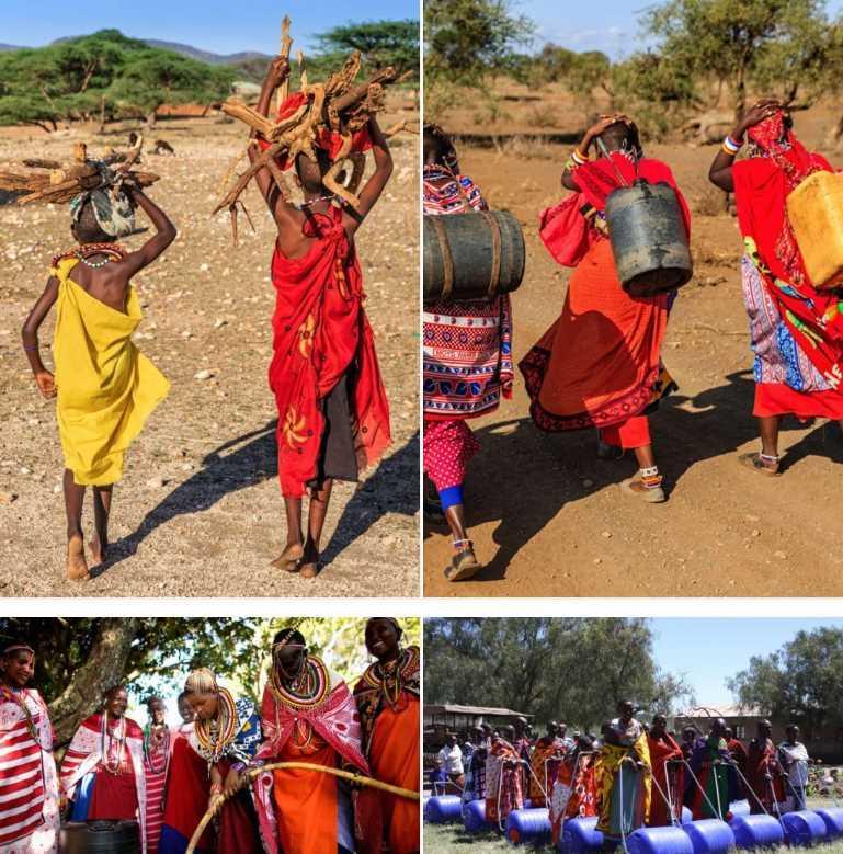 Maasai women leading change | African Safari with Taga
