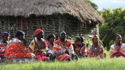 Maasai women leading change   African Safari with Taga