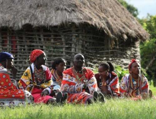 Maasai women leading change