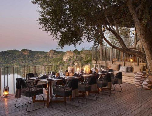 The New-Look Singita Pamushana Lodge is Revealed