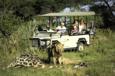 Unashamed Wild Okavango Luxury