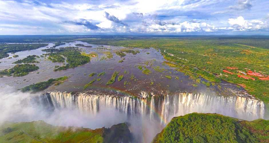 Victoria Falls Extension - Ultimate African Safari