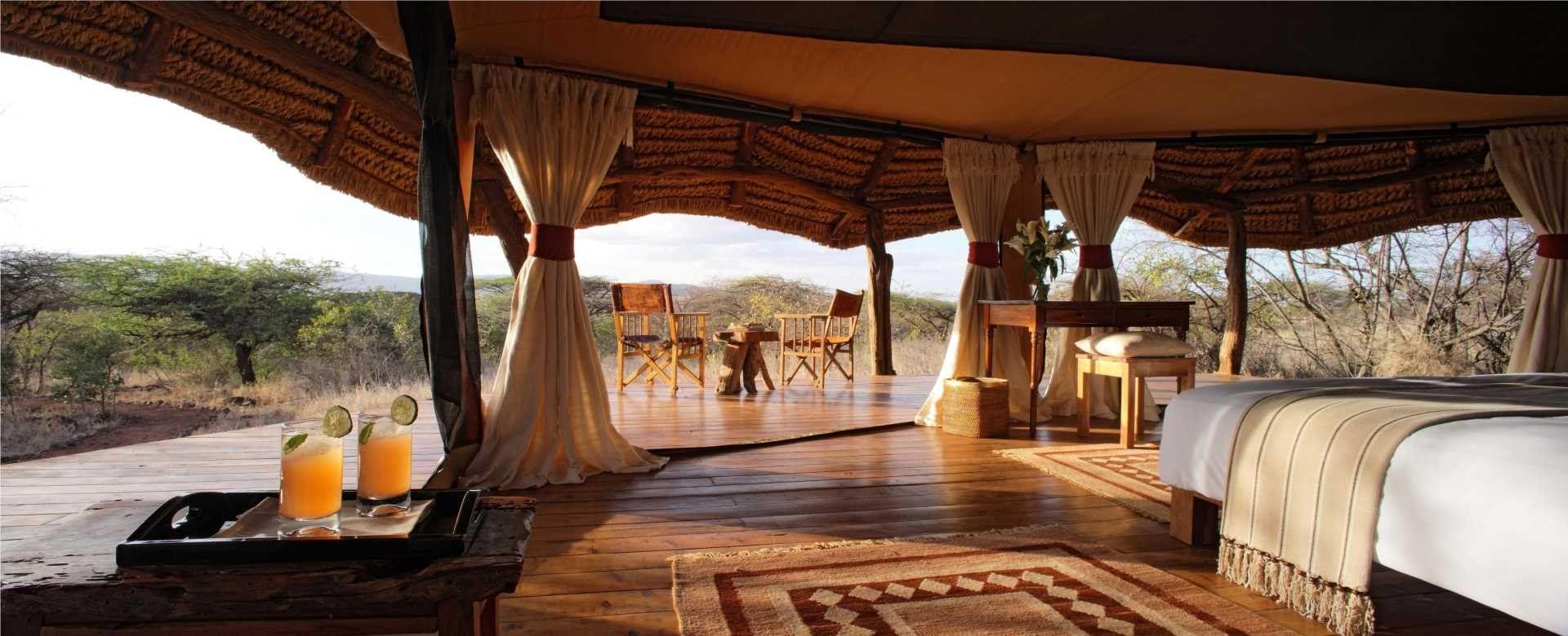 Safari Specialists - Luxury Safari Lodge