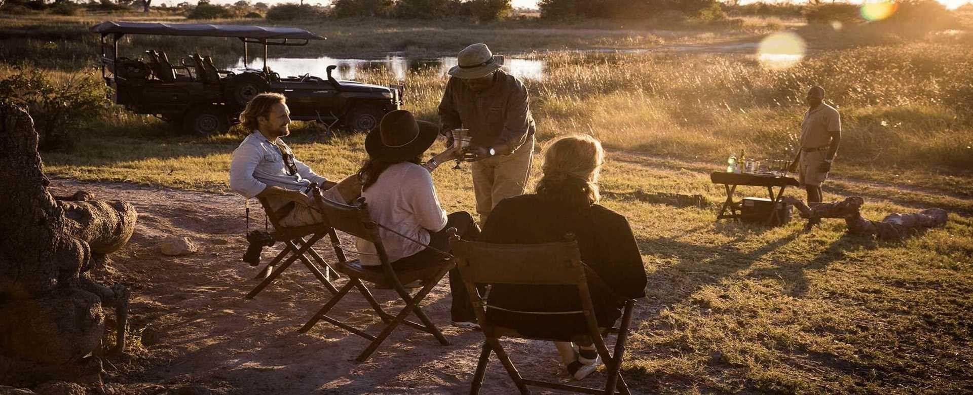 Safari Specialists - Sundowners