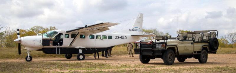 Tailormade Safaris - FederalAir Charters