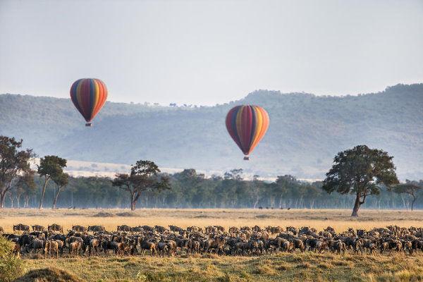 African Safaris Hot Air Ballooning