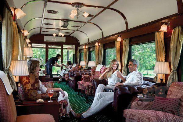 African Safaris Luxury Train Journeys