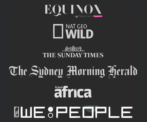 African Safaris in the Media