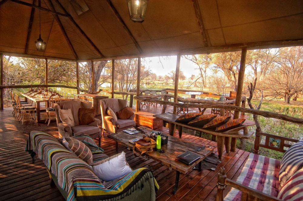 Khwai Tented Camp