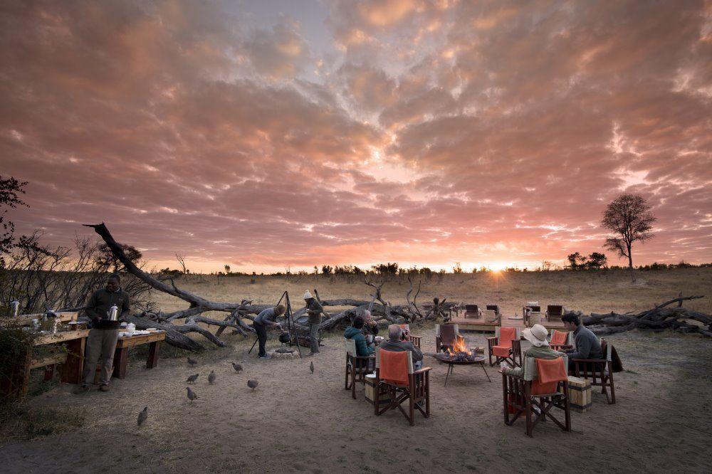 Somalisa Expeditions Camp