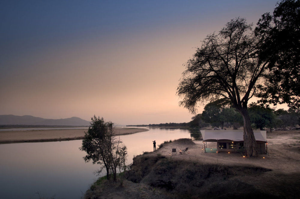 Walking and Water Safari