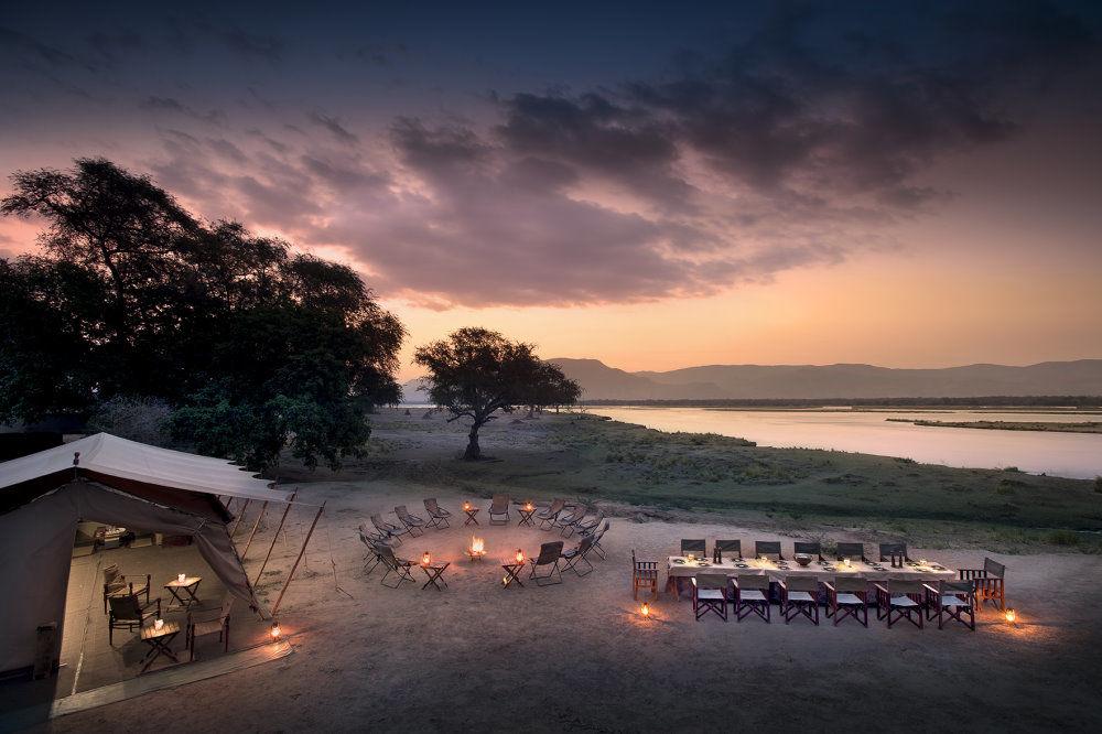 Zambezi Expeditions Camp