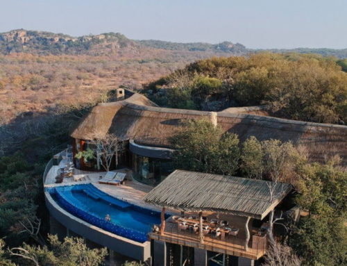 Step into the New Singita Malilangwe House