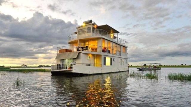 Chobe River Houseboats