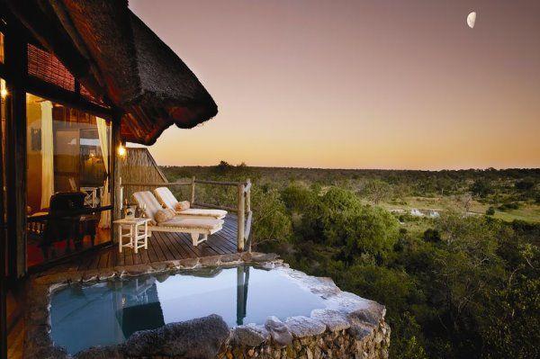 Designer Destinations Africa - Private Plunge Pool