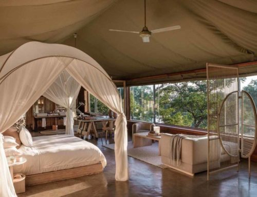 Find Soul-Restoring Solitude at Singita Faru Faru Lodge