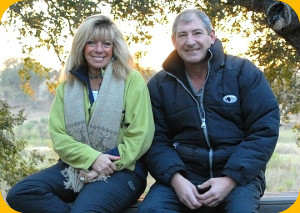 African Safaris with Celeste Greenblatt and Mark Garzancich of Taga Safaris