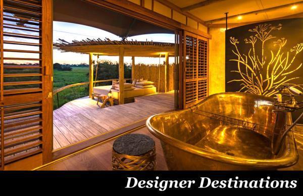 Designer Destinations by Taga Safaris Africa